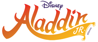 Disney Aladdin JR graphic