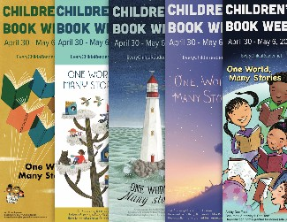 Books for Children's Book Week
